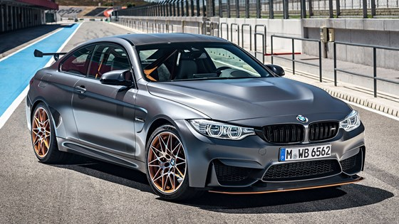Bmw M4 Gts 2016 Officially The Fastest Bmw Road Car Ever Car
