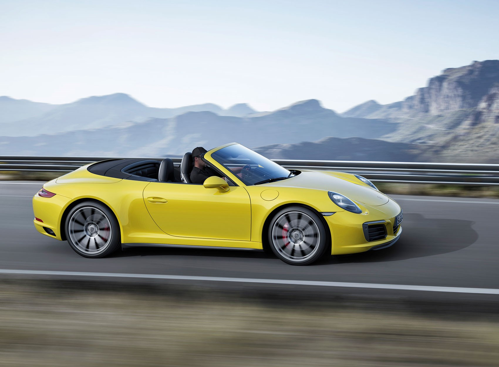 turbo turbo ber alles 2016 carrera 4 and targa 4 join porsche 911 revolution by car magazine. Black Bedroom Furniture Sets. Home Design Ideas