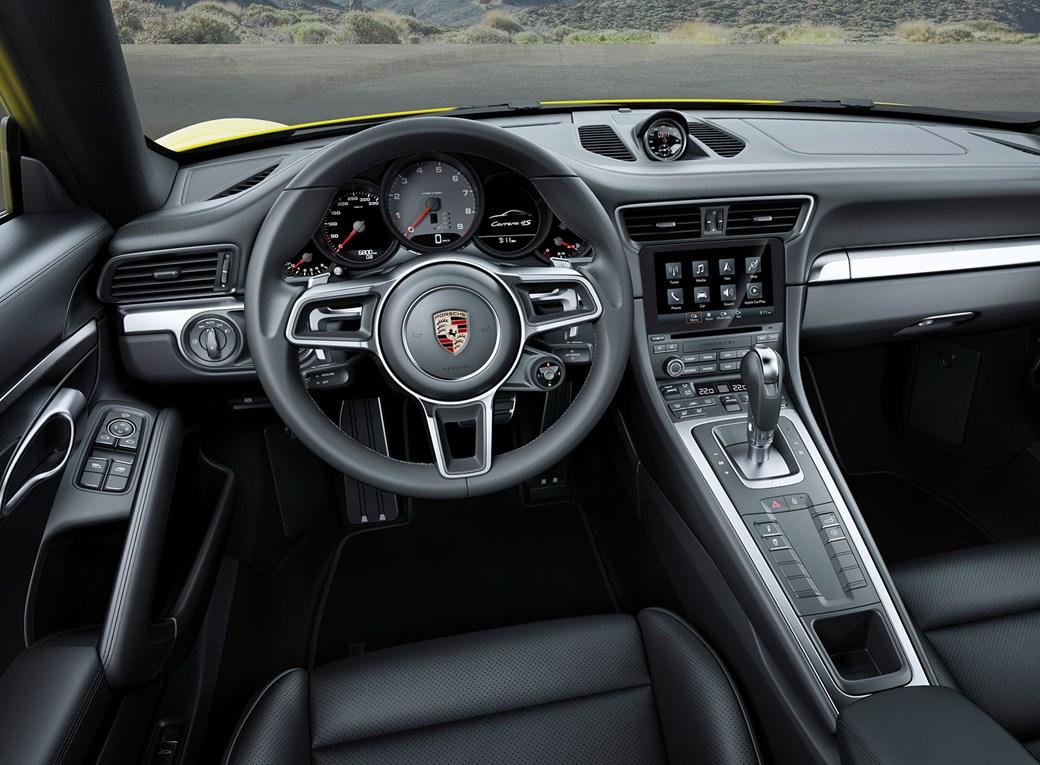 Turbo turbo über alles – 2016 Carrera 4 and Targa 4 join Porsche