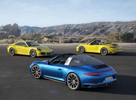4wd Porsche 991.2: take your pick