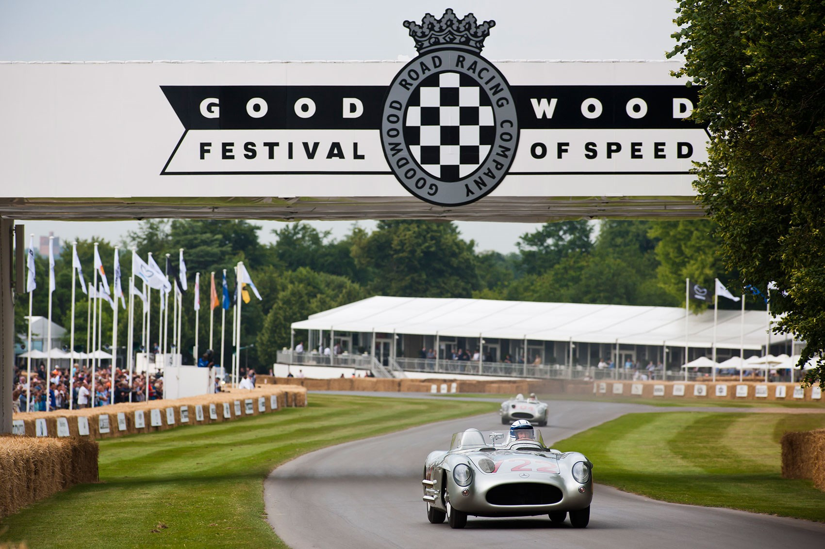 BMW confirmed as featured marque at 2016 Goodwood Festival of