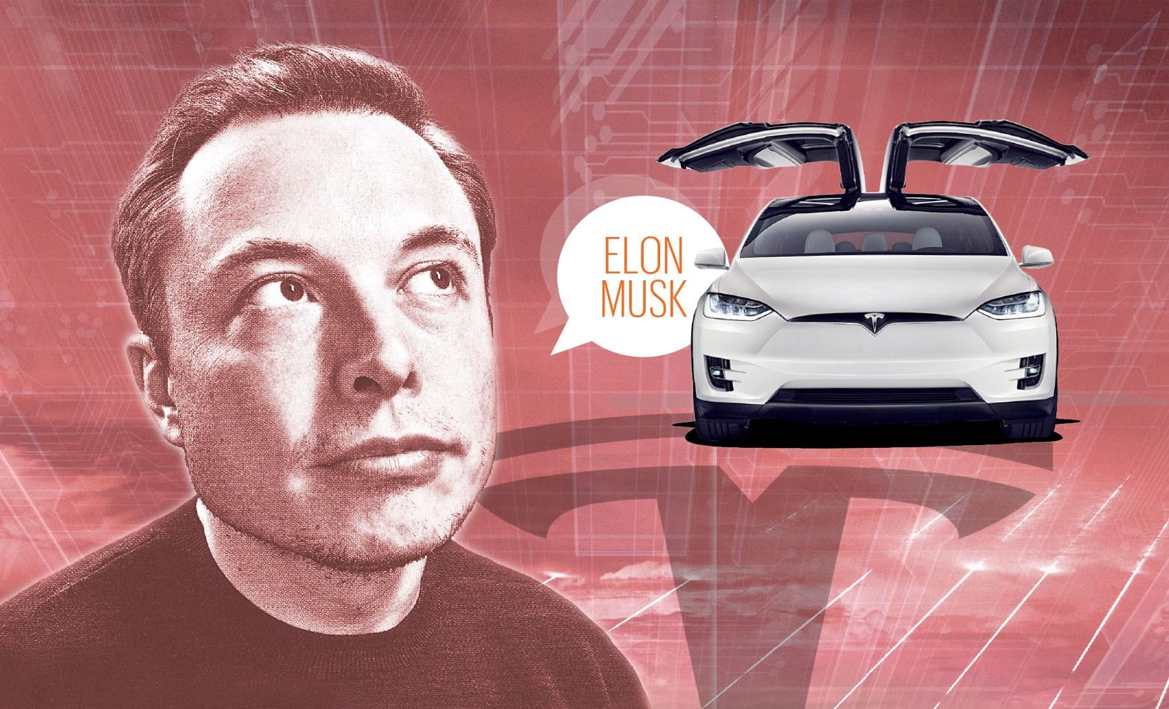 Future Tech Gazing With The Boss Of Tesla Motors Car Magazine
