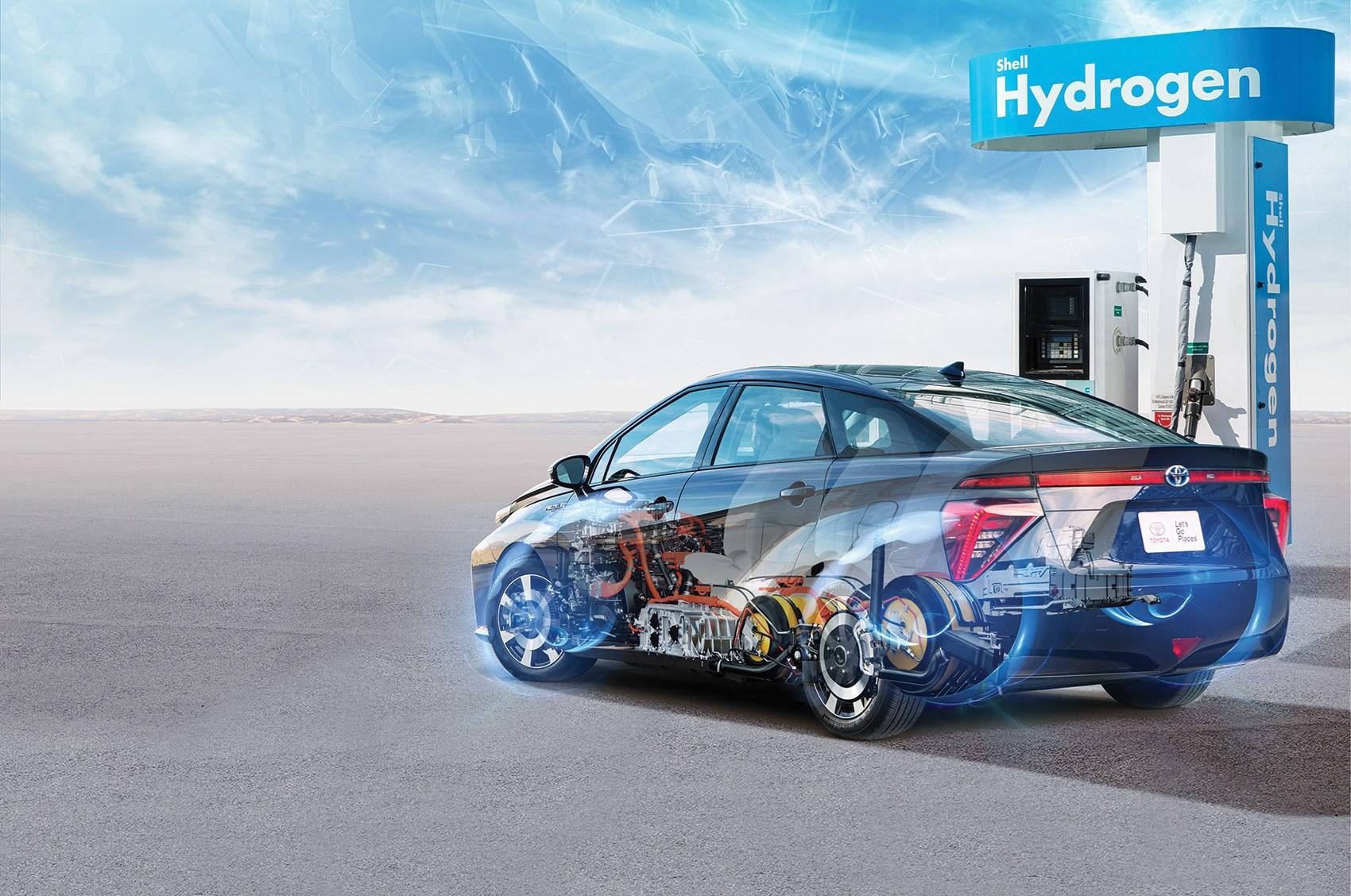 hydrogen fuel cells time for take off car magazine. Black Bedroom Furniture Sets. Home Design Ideas