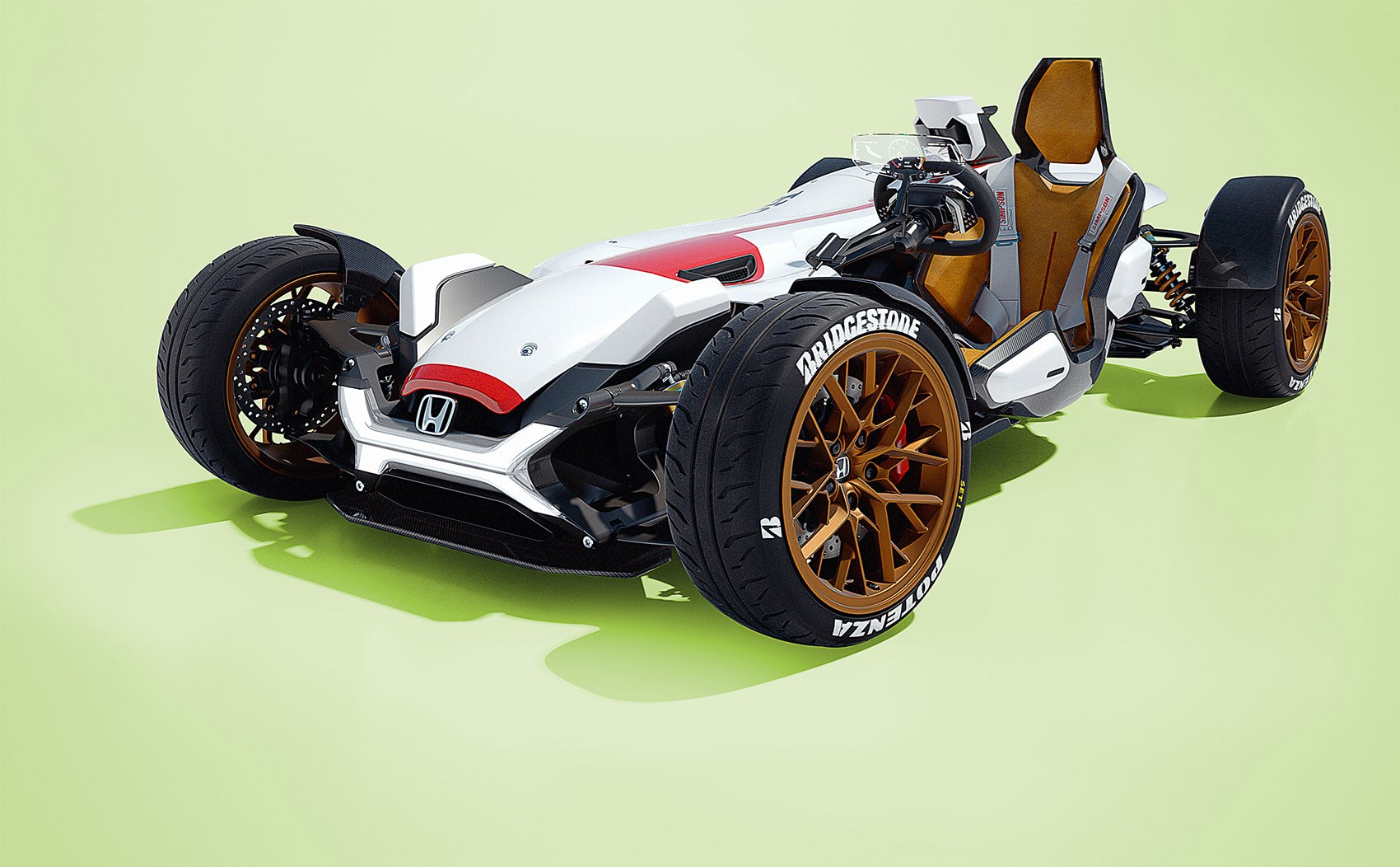 Honda: let's make a bike… No! A car… No! etc, CAR+ November