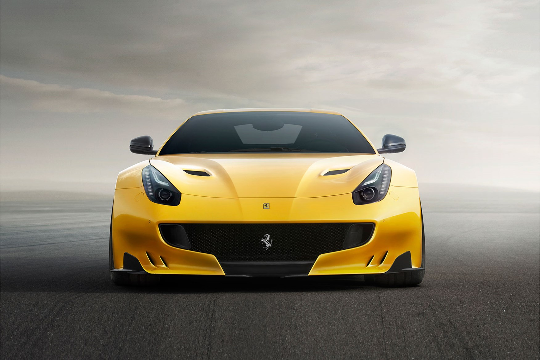 Introducing The New Ferrari F12 Tdf Not A Typo Another Name For A Gto Car Magazine