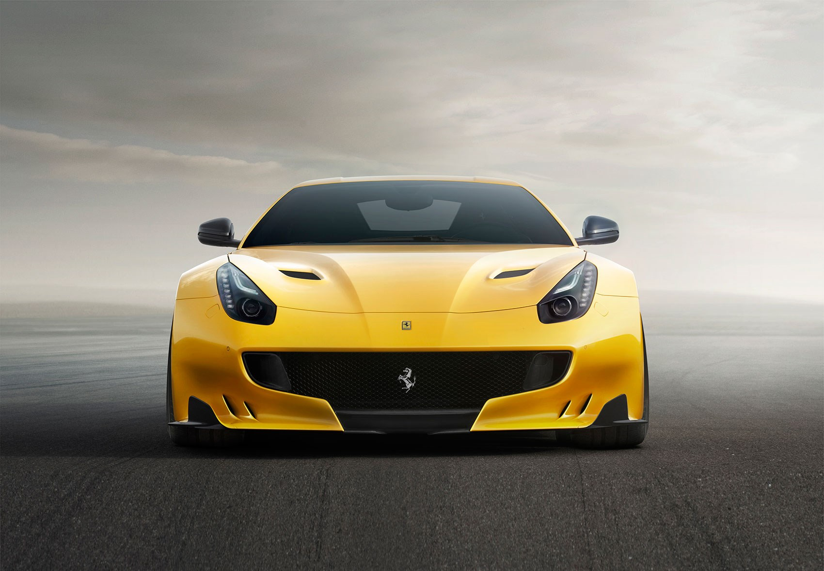 Ferrari First Official Pictures  Car News by CAR Magazine