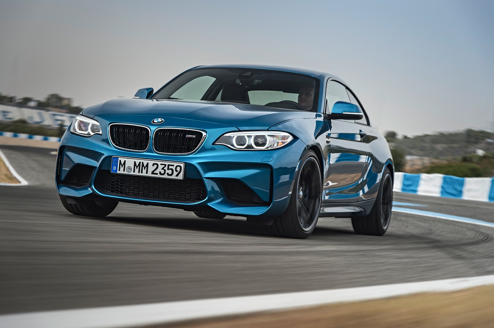 BMW M2 Munich finally upgrades the M235i into a proper M sports