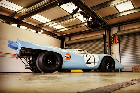 The 917 is a rare beast, but we were tripping over them at Laguna Seca