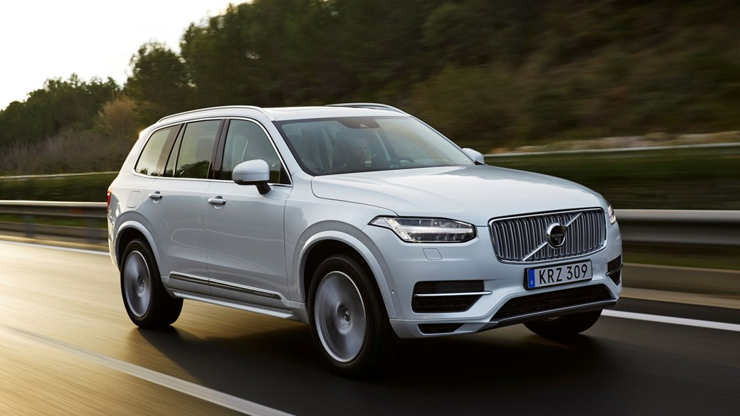 Volvo xc90 t8 twin engine 2016 review car magazine twin engine t8 volvo xc90 tops the range publicscrutiny Image collections