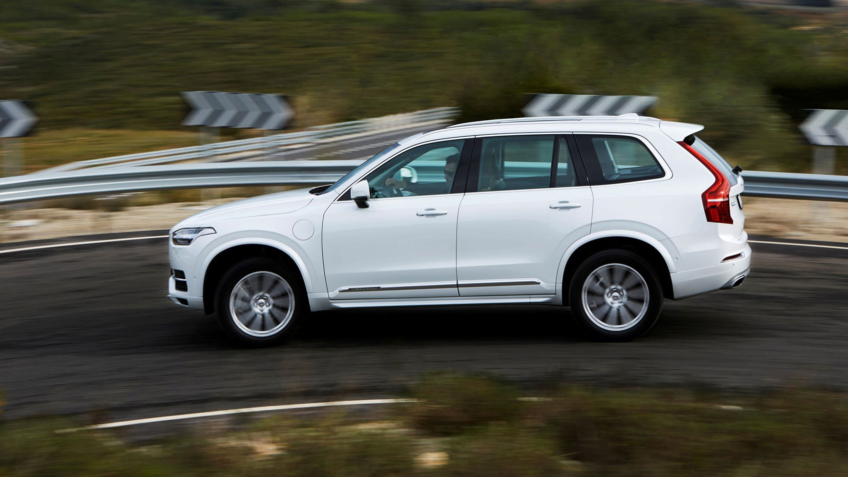 Volvo XC90 T8 Twin Engine (2016) review | CAR Magazine