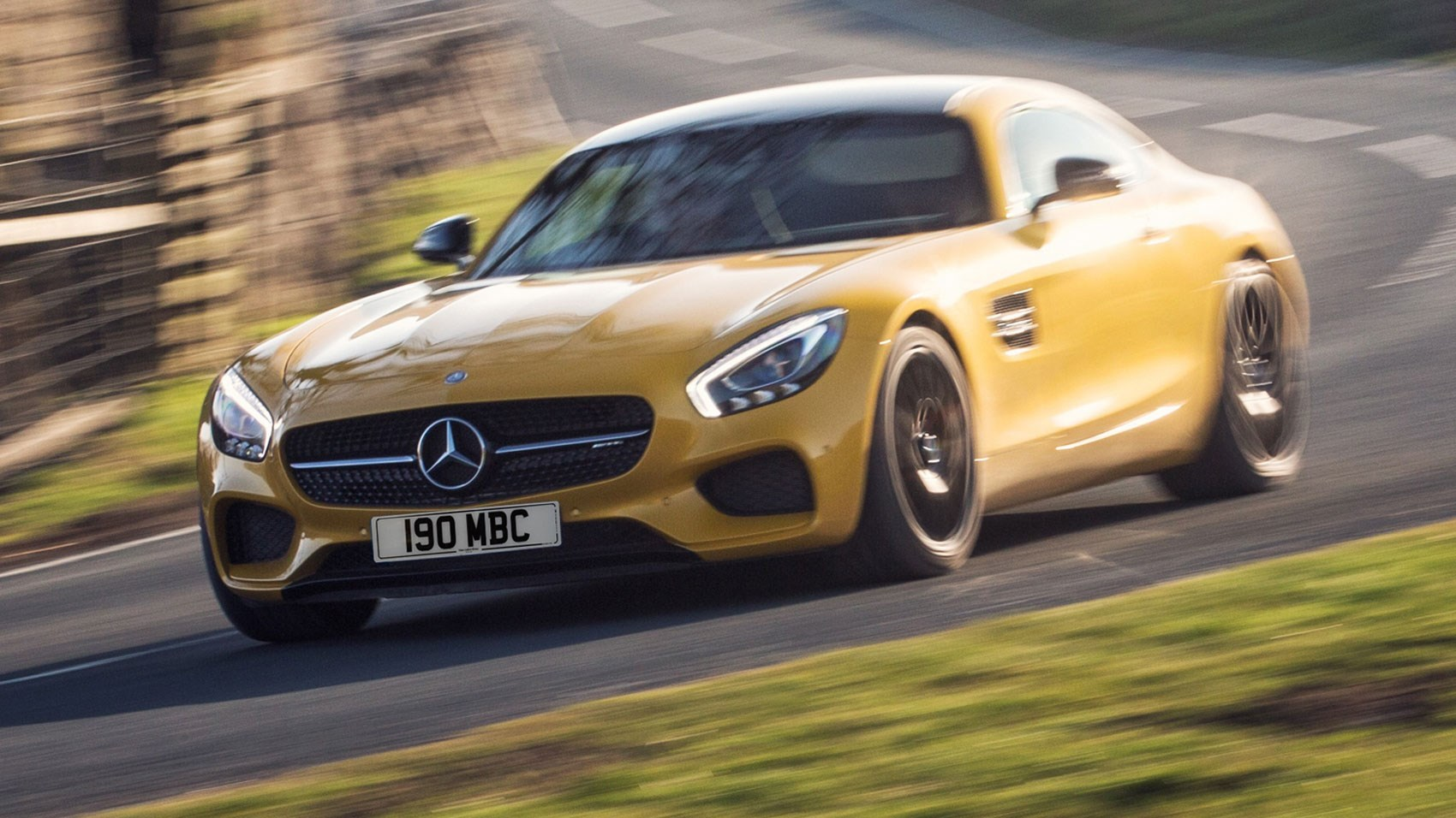 Review  Mercedes Gt