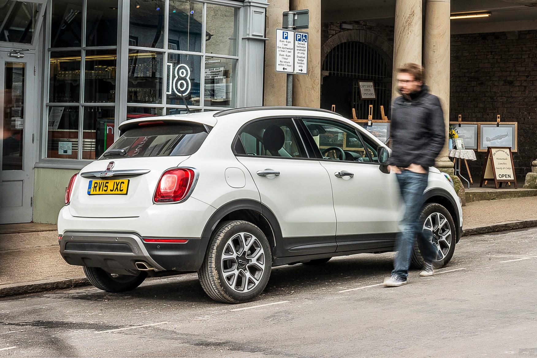 Fiat Panda Xl 2018 >> Fiat 500X (2016) long-term test review by CAR Magazine