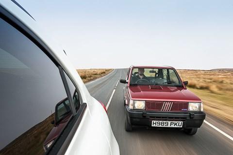 Fiat 500X and Panda 4x4