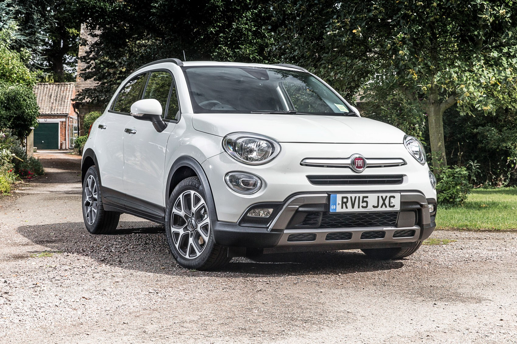 fiat 500x 2016 long term test review car magazine. Black Bedroom Furniture Sets. Home Design Ideas