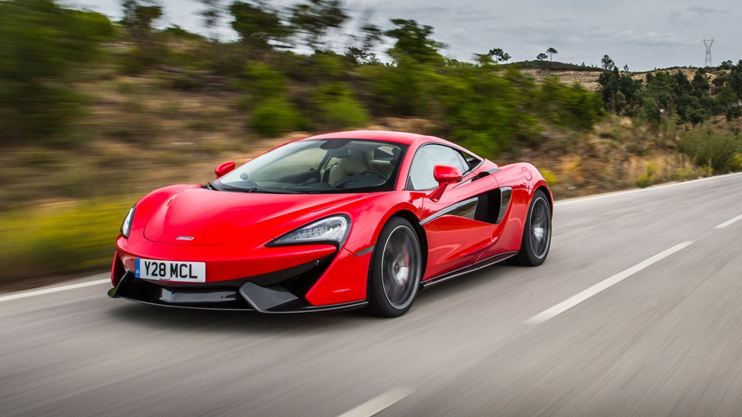 McLaren 570S (2015) review | CAR Magazine