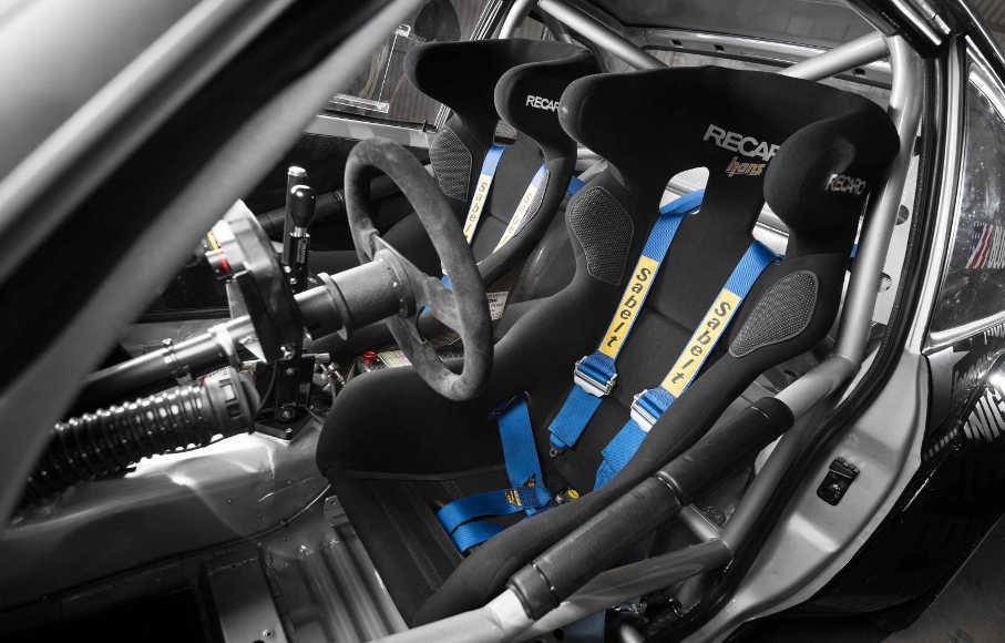 Drift School Usa >> Old school rules: Ken Block's new Ford Escort Mk2 Gymkhana ...