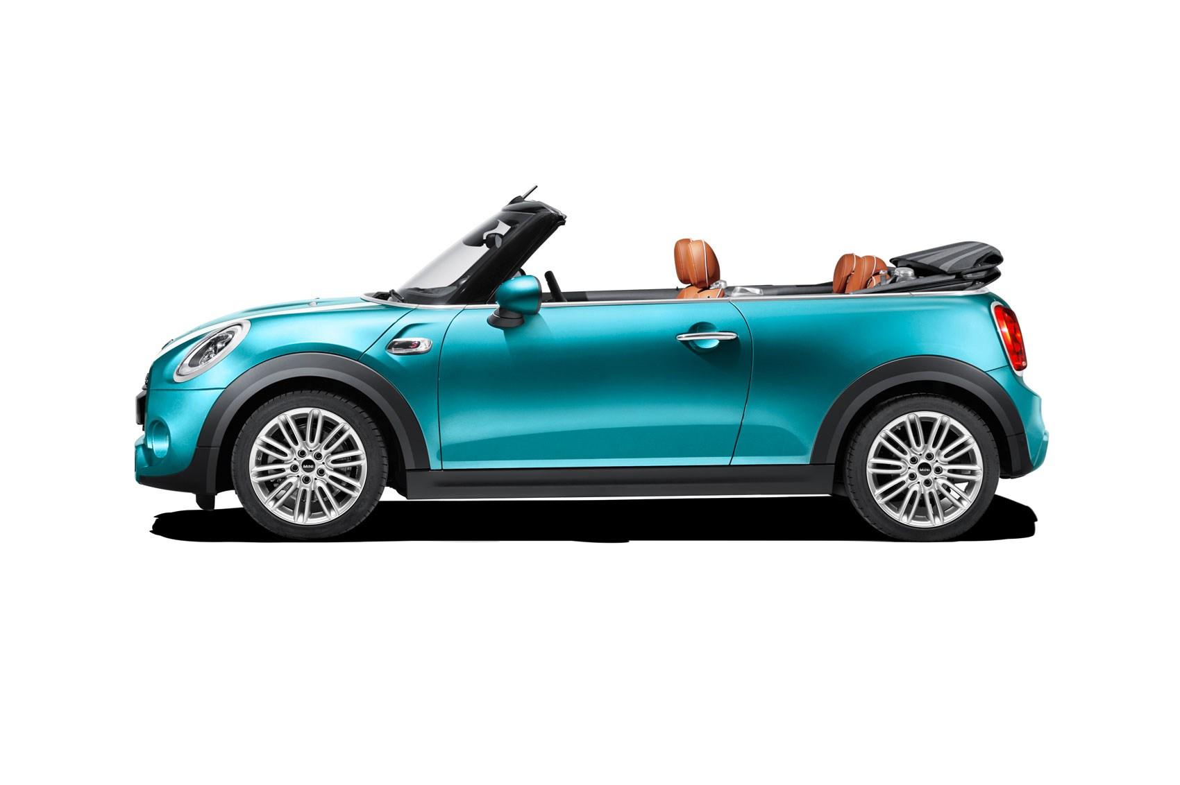 mini declares open season 2016 mini convertible revealed by car magazine. Black Bedroom Furniture Sets. Home Design Ideas