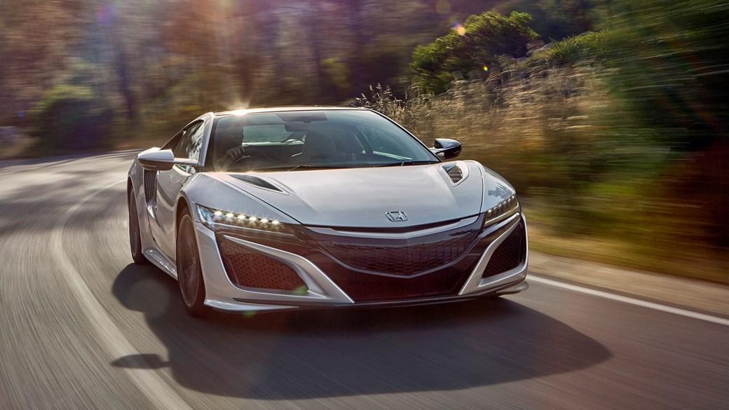 Honda NSX: the 1000-mile UK review