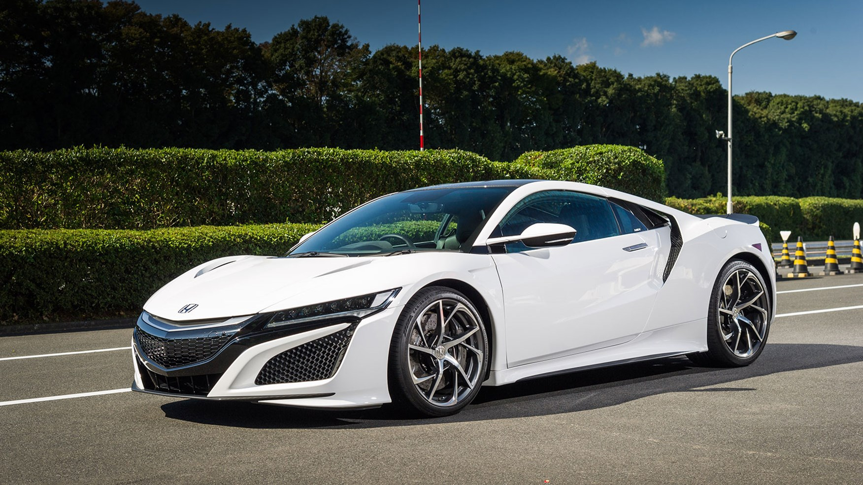 Honda Nsx 2016 Review By Car Magazine