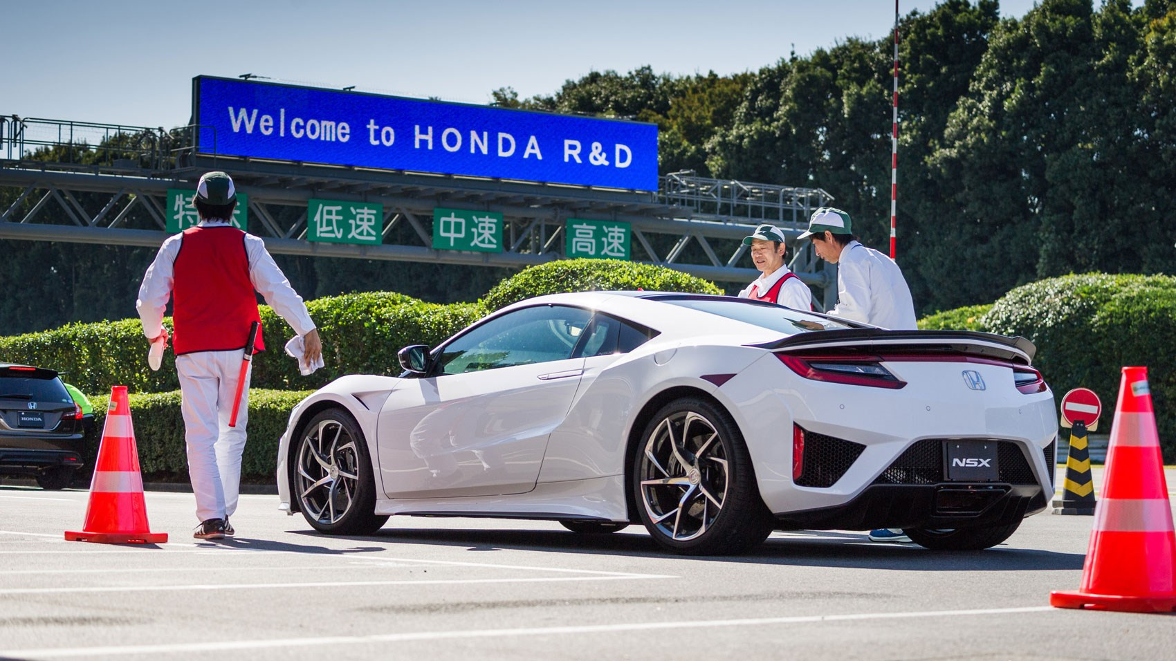 Honda NSX (2016) review | CAR Magazine