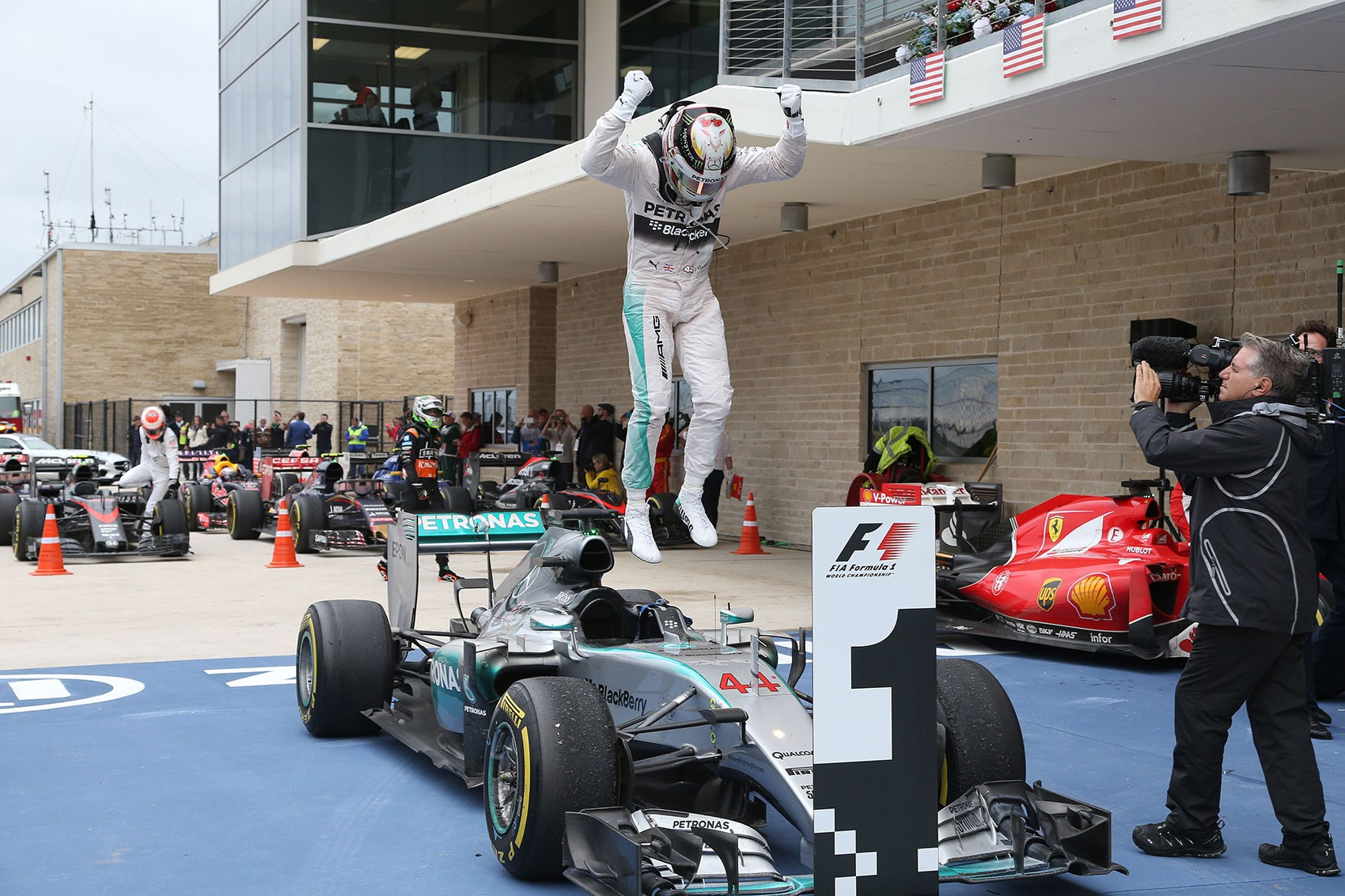 Have your say on Lewis Hamiltons third F1 title by CAR Magazine