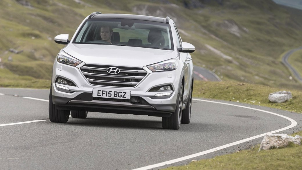 Hyundai Tucson 1 7 Crdi 2015 Review Car Magazine