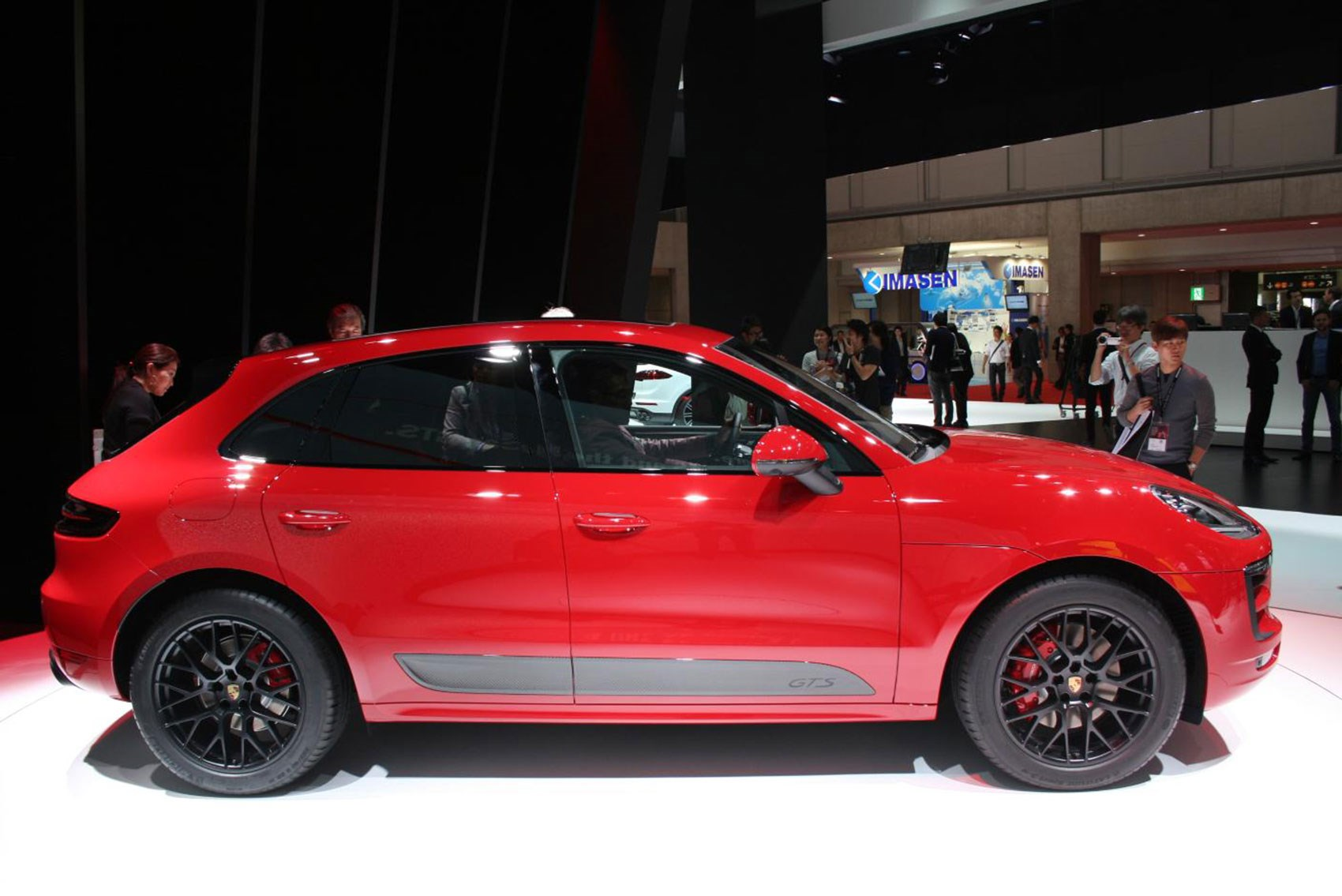 Porsche Macan Gts 2015 Revealed Could This Be The Best