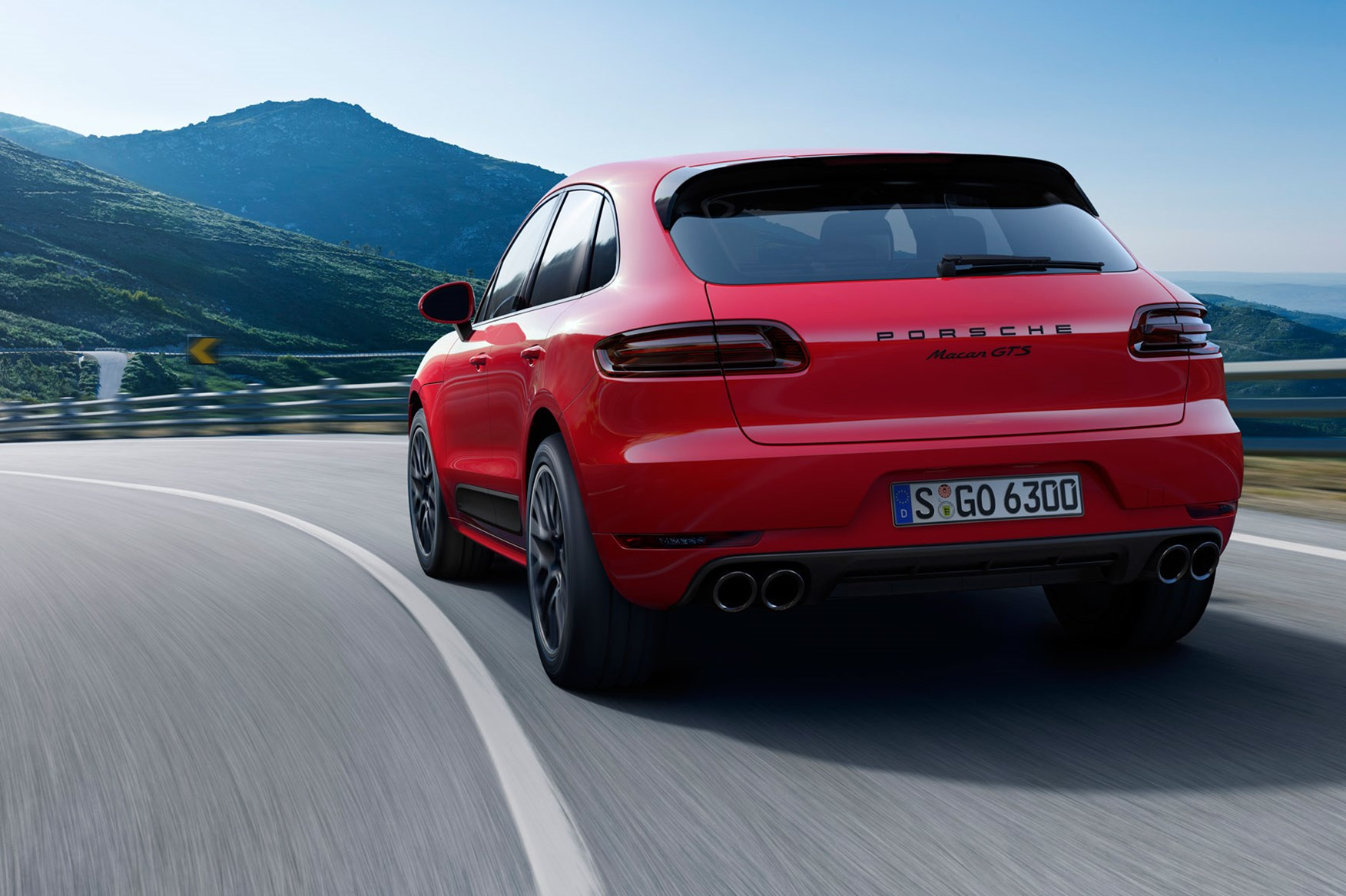 Porsche Macan Gts 2015 Revealed Could This Be The Best Handling
