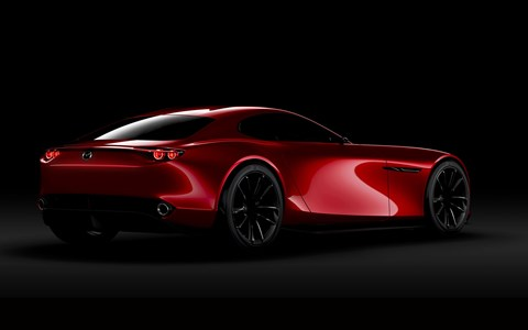 Could this point to a Mazda RX-9? We wouldn't bet against it...