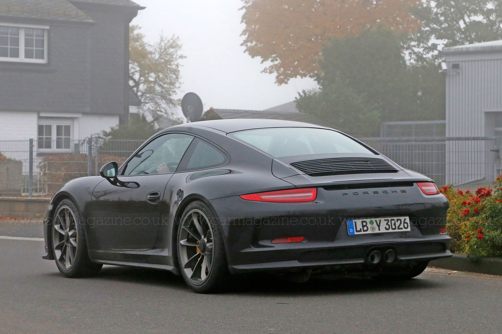 Porsche 911 R 2016 First Photos Of The Back To Basics
