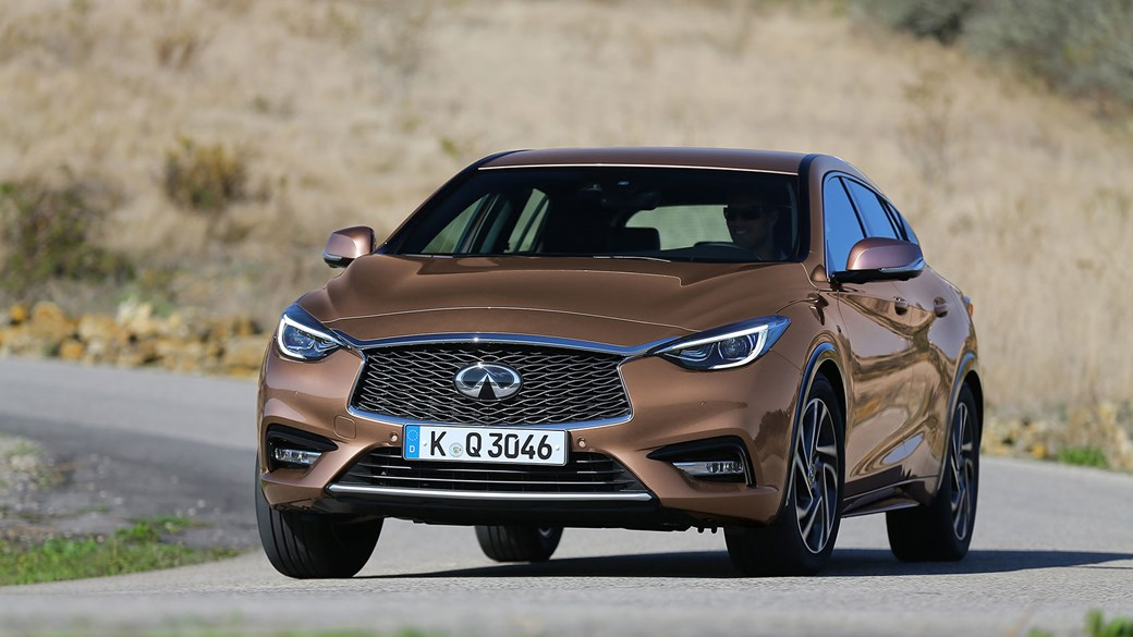 Infiniti Q30 The Car Magazine Review