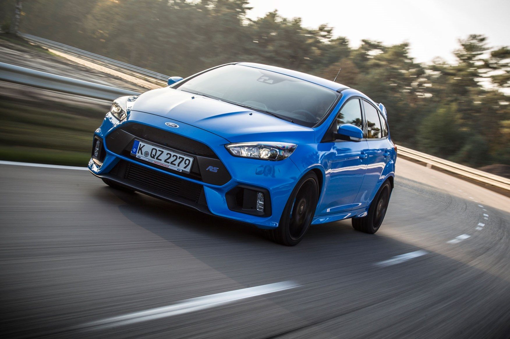 2016 Ford Focus RS Thoughts babybmw