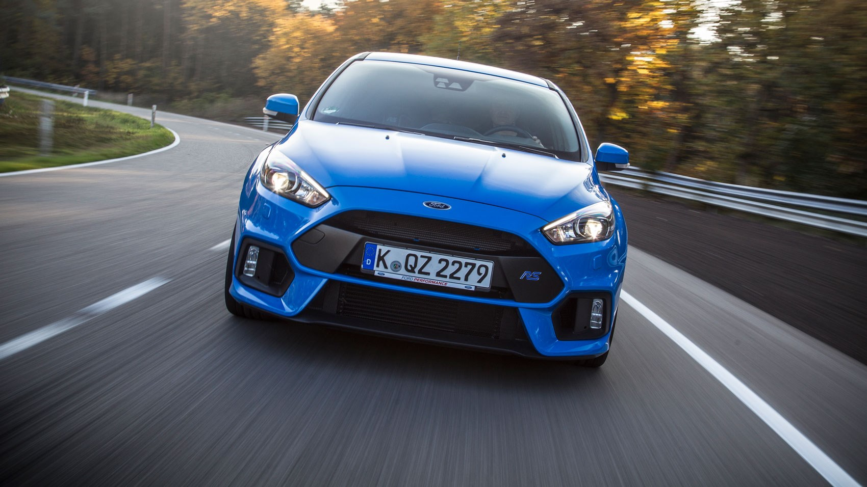 ford focus rs 2016 first ride review by car magazine. Black Bedroom Furniture Sets. Home Design Ideas