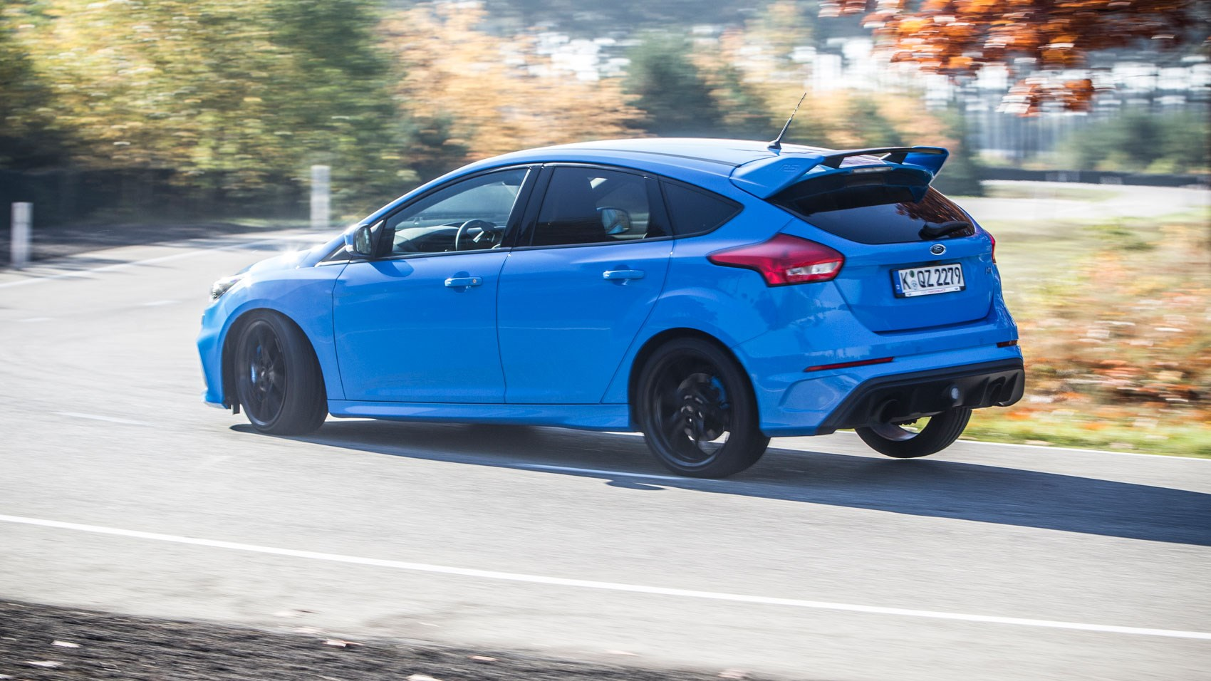 Photo Gallery & Ford Focus RS (2016) first ride review by CAR Magazine markmcfarlin.com
