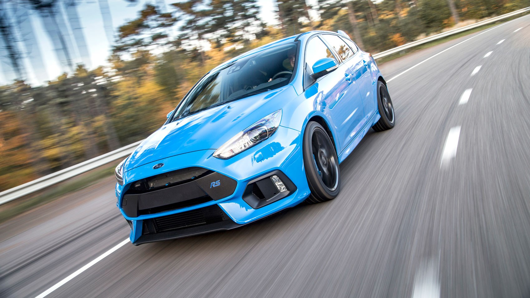 Ford Focus Rs 2016 First Ride Review Car Magazine