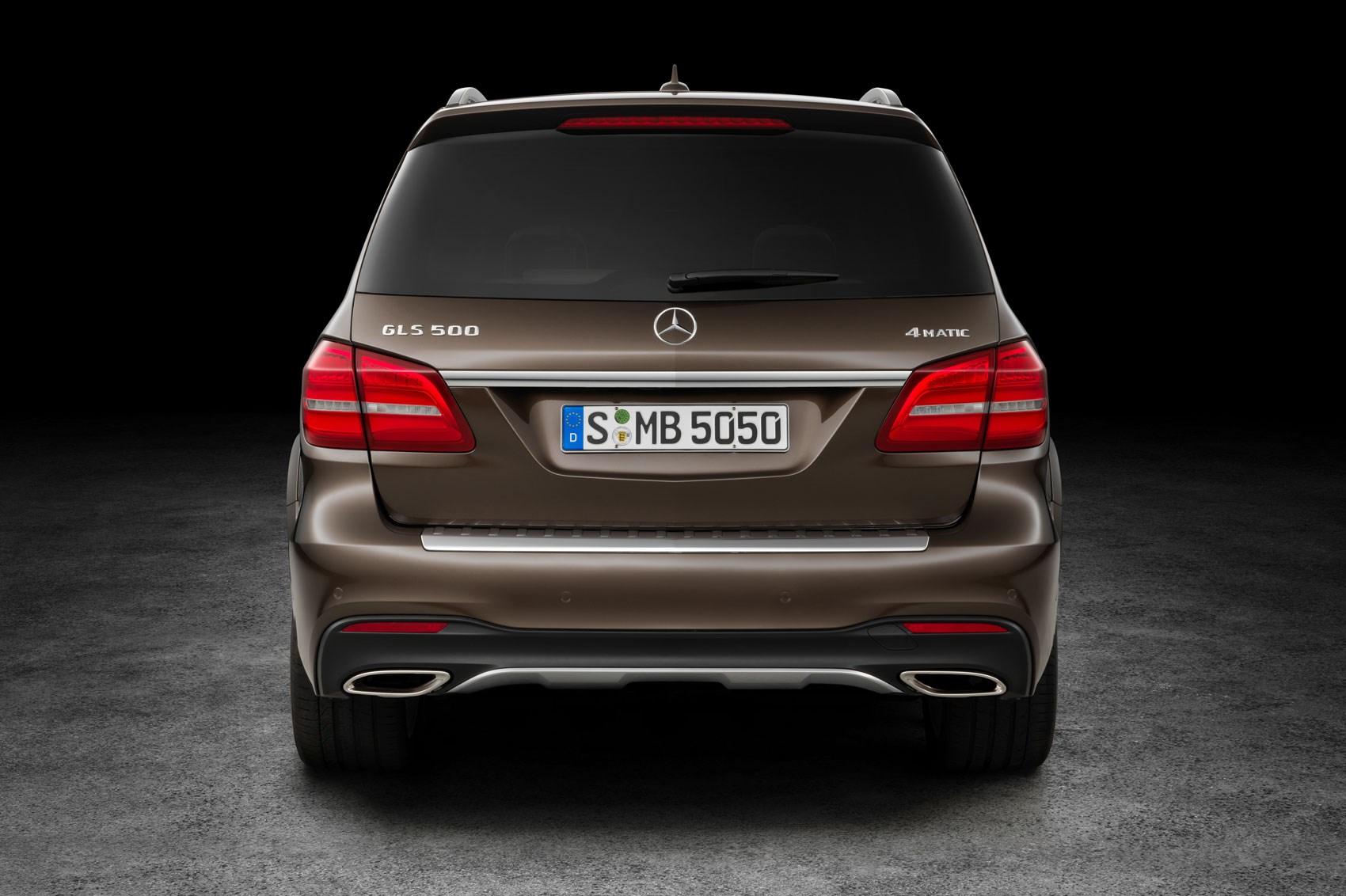 Mercedes Gls Occasion  Places