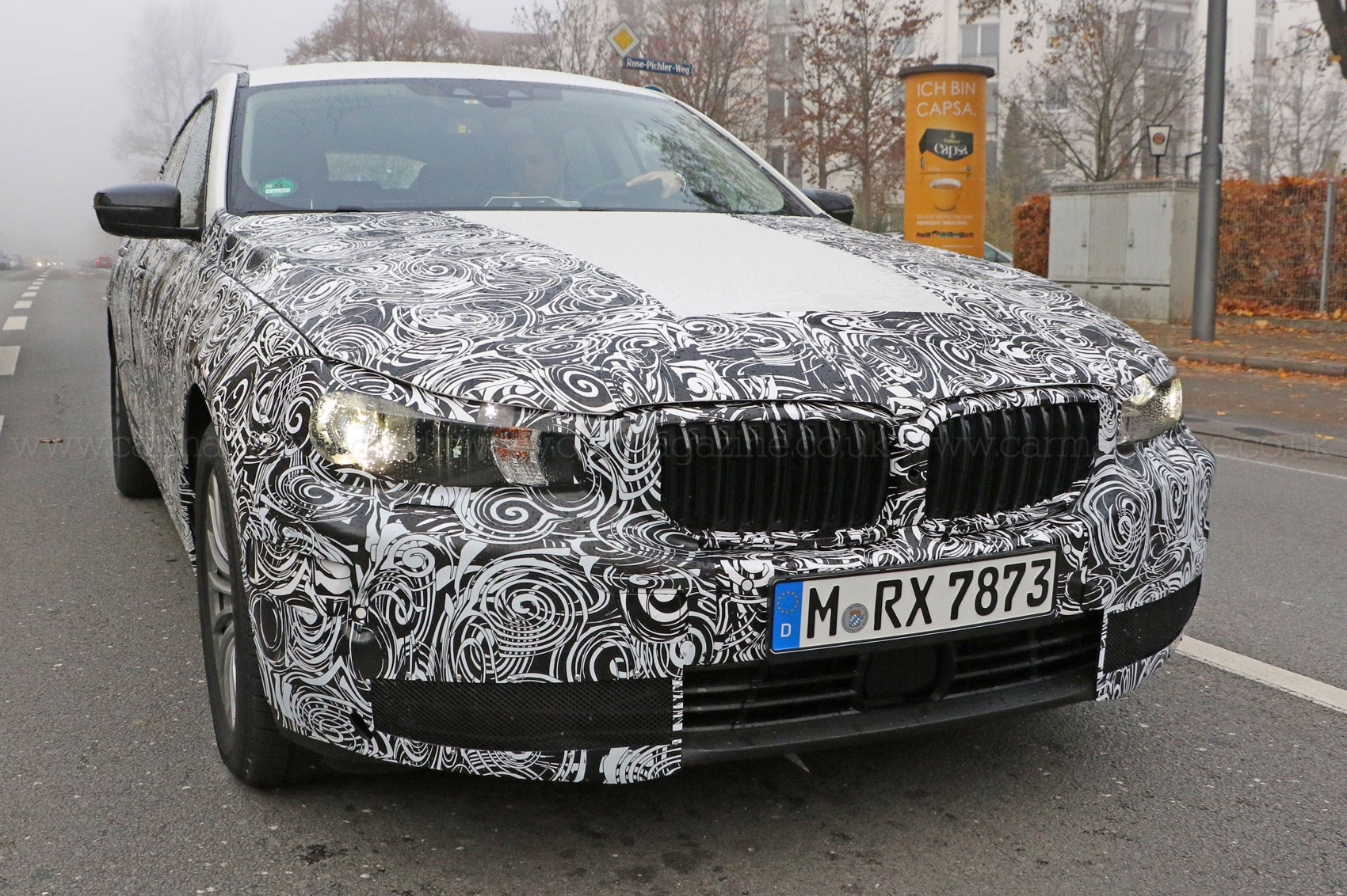 Can The Bmw 5 Series Gt Discover Its Handsome Side For 2016 Car