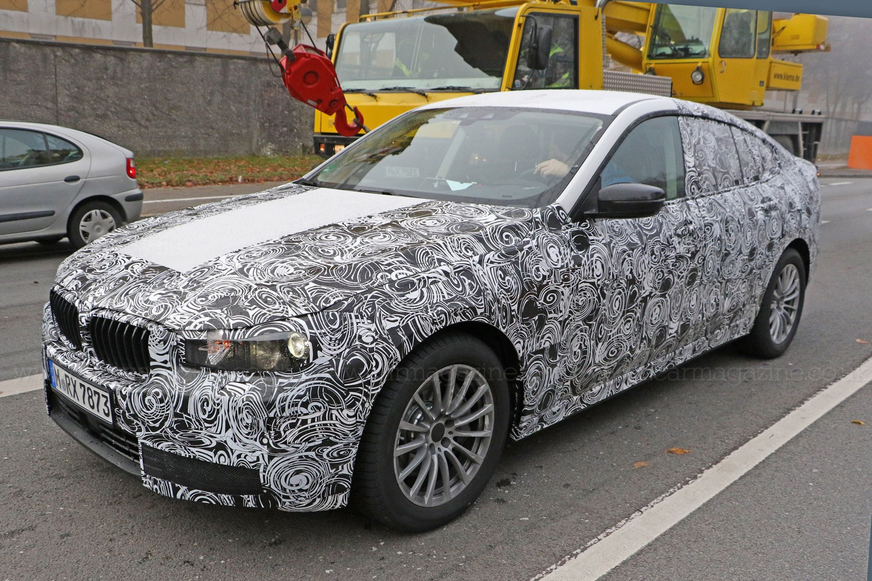 Can the BMW 5-series GT discover its handsome side for 2016? | CAR ...