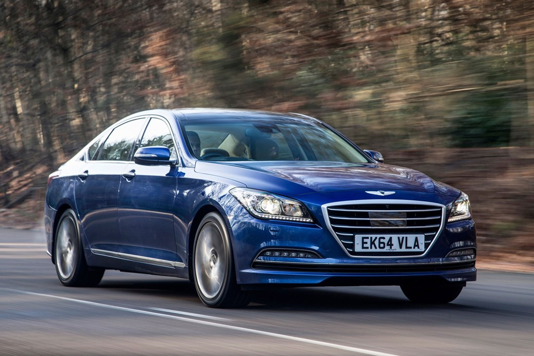 Genesis Name Is Curly Attached To Hyundai S Saloon Flagship