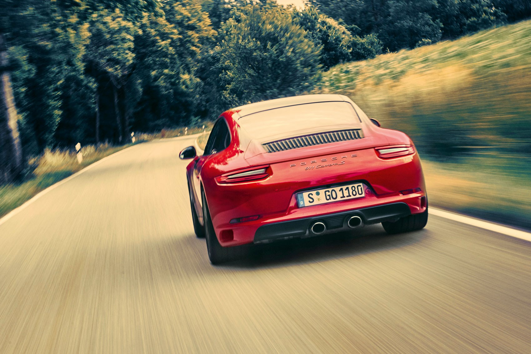 porsche 911 carrera s 2016 review by car magazine