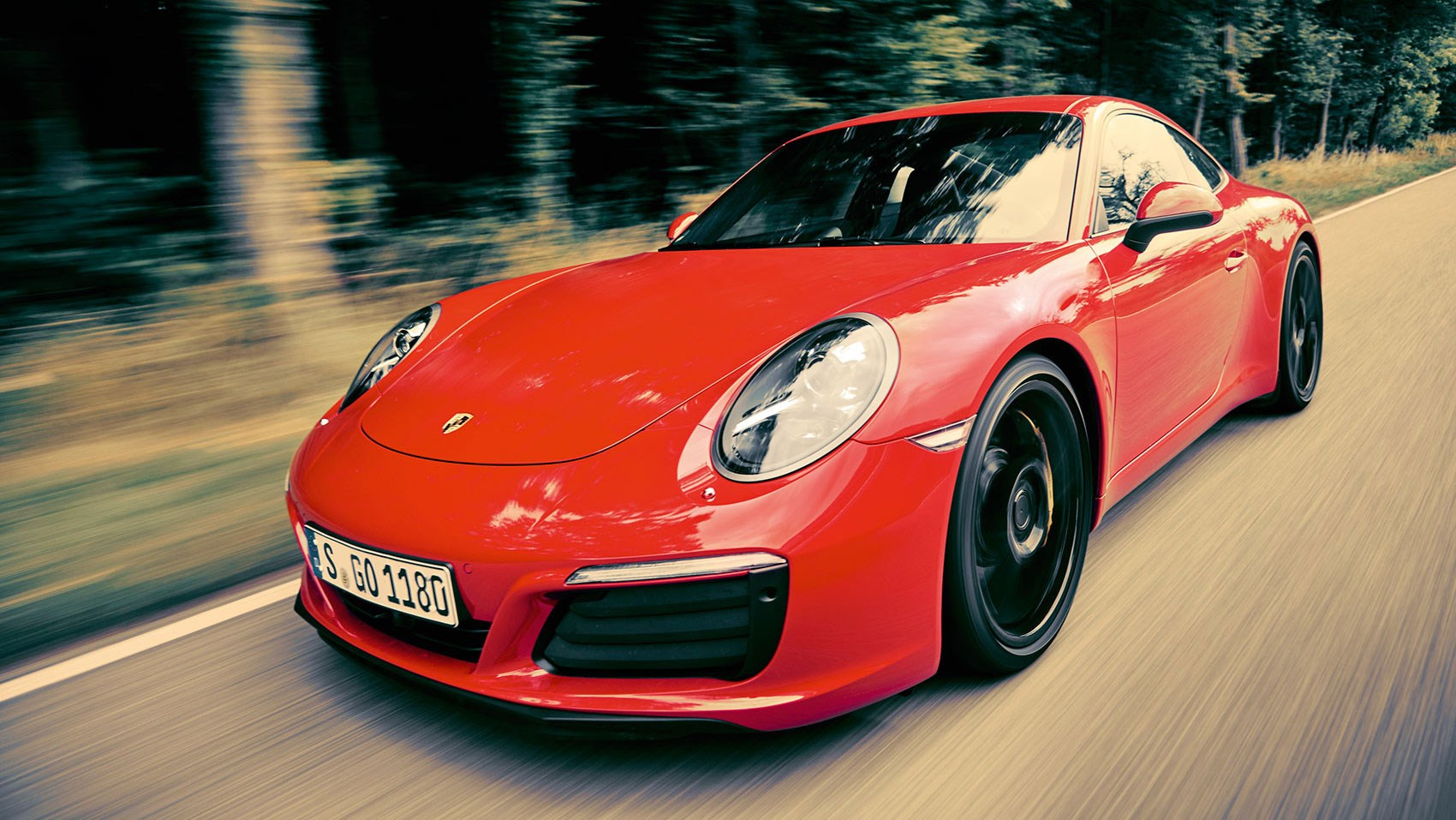 porsche 911 carrera s 2016 review car magazine. Black Bedroom Furniture Sets. Home Design Ideas