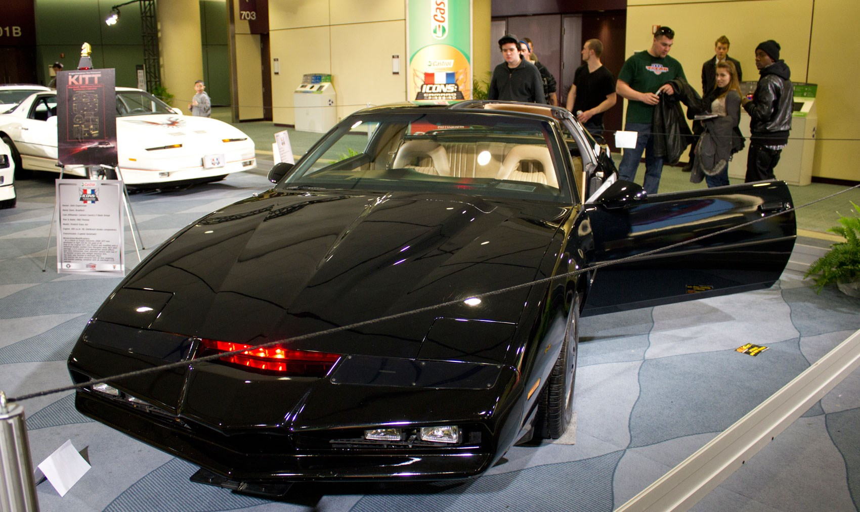 Knight Rider Car For Sale >> The Car Top 10 Krazy Kustom Cars By George Barris Car