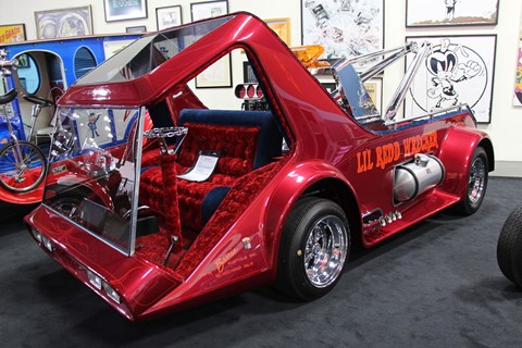 The CAR Top 10: krazy kustom cars by George Barris | CAR ...