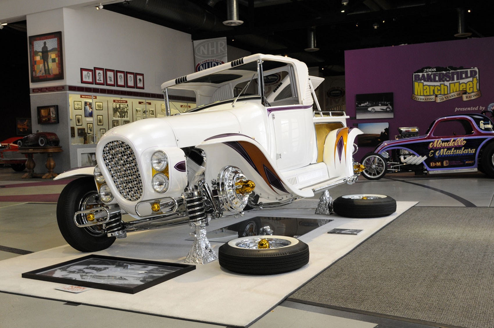 The Car Top 10 Krazy Kustom Cars By George Barris By Car