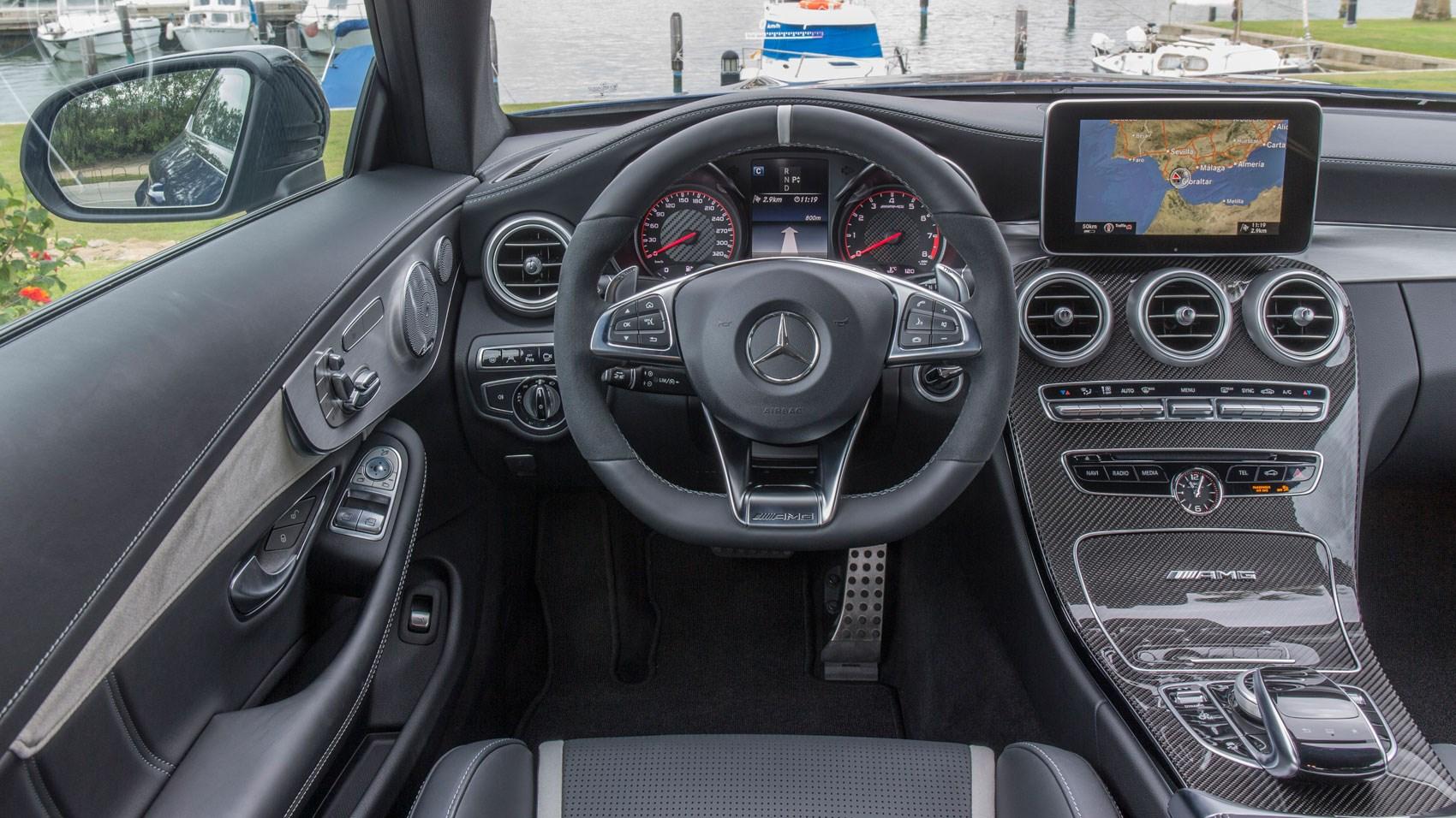 Mercedes Benz Lease Deals 0 Down >> Mercedes-AMG C63 S Coupe (2015) review | CAR Magazine