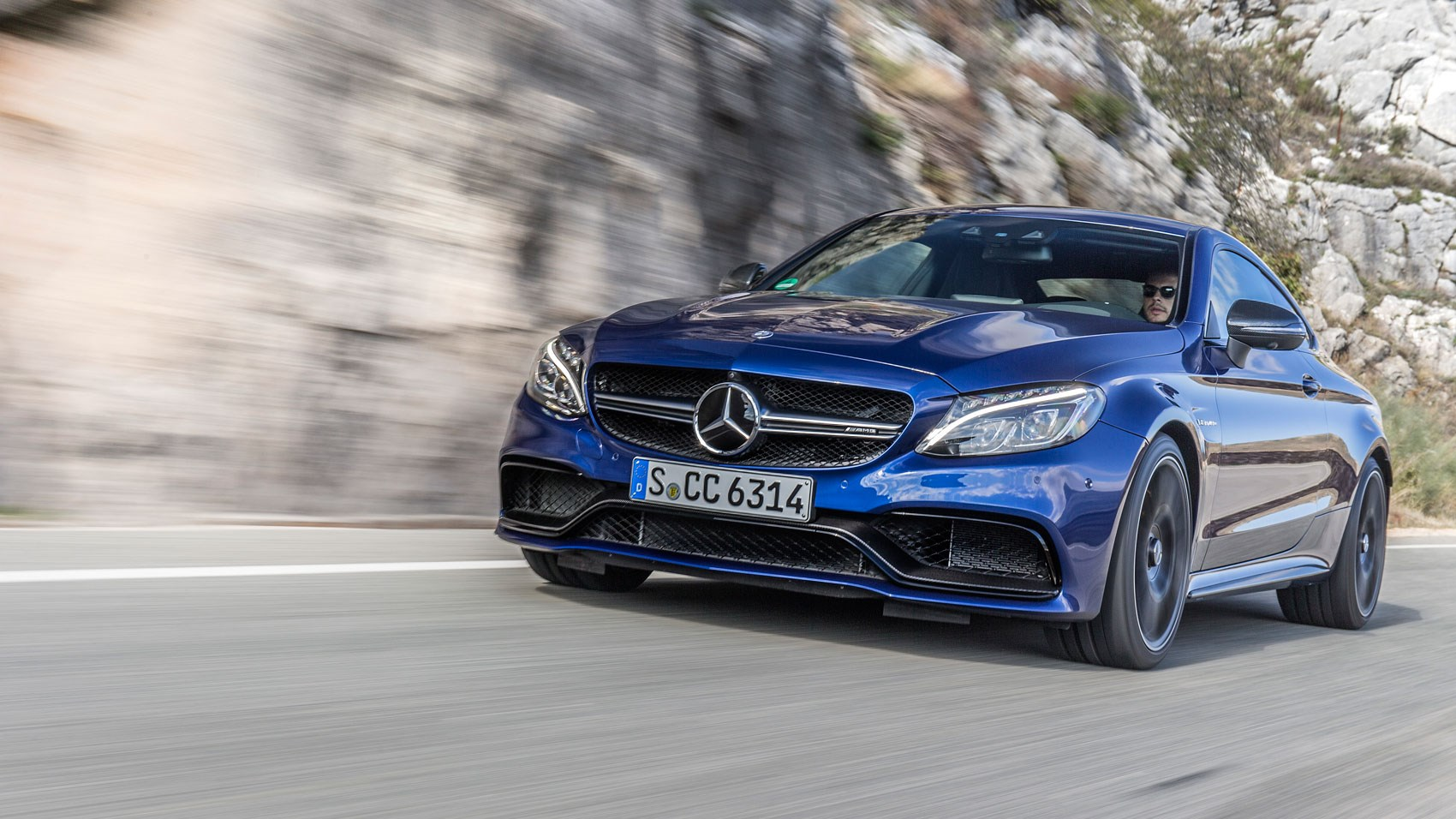 Mercedes Amg C63 S Coupe 2015 Review Car Magazine
