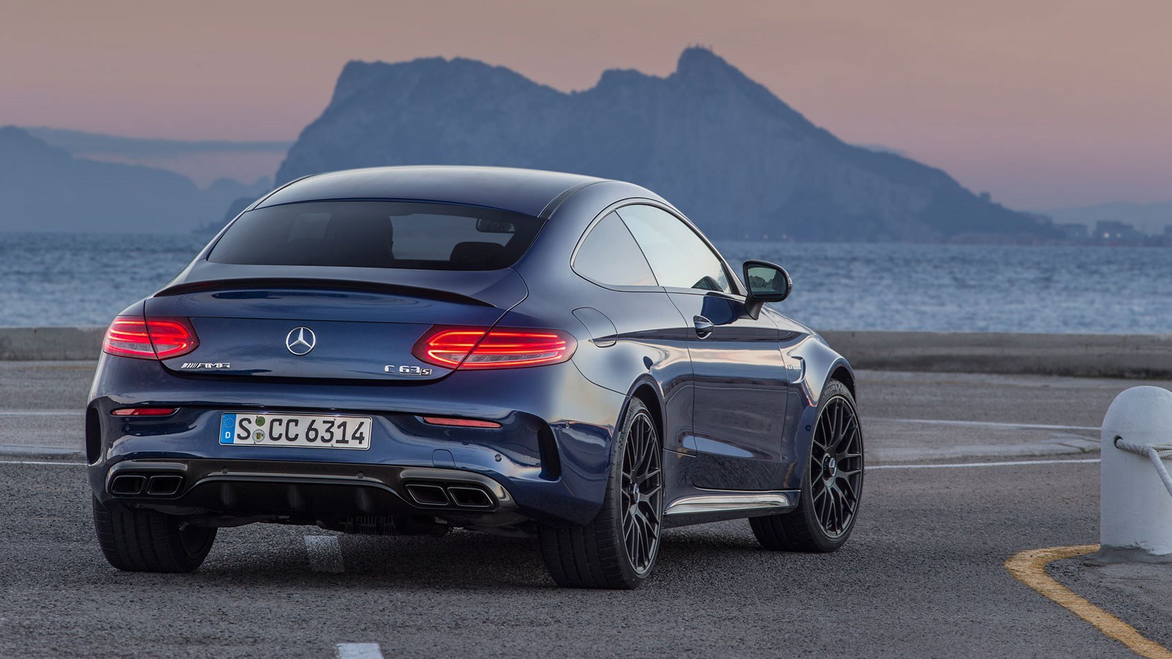 C63 Coupe is expected to outsell the saloon and estate variants
