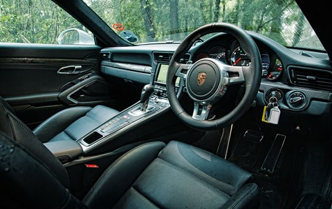 Too many buttons, cheap column stalks… not a £120k cabin. Familiarity breeds contempt?