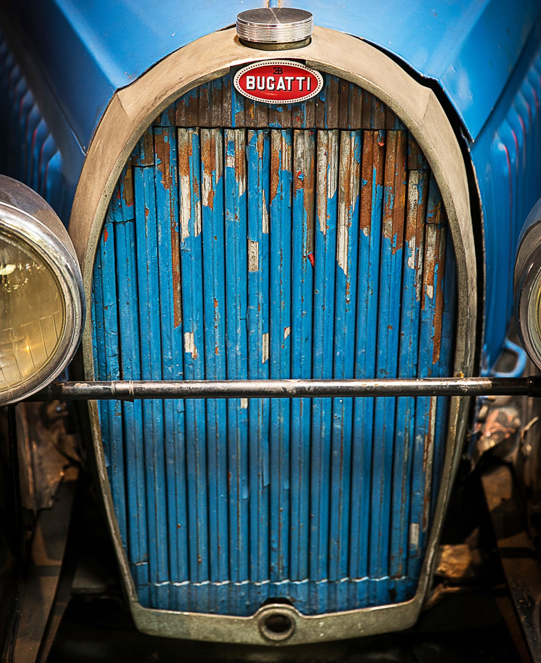 Step Inside The World's Greatest Bugatti Collection