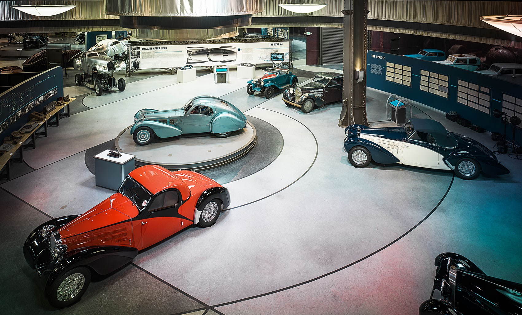 Step inside the world\'s greatest Bugatti collection | CAR Magazine